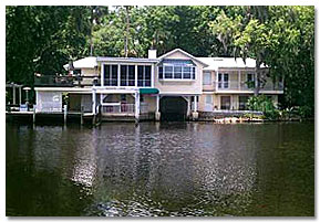 Florida Lakefront Homes